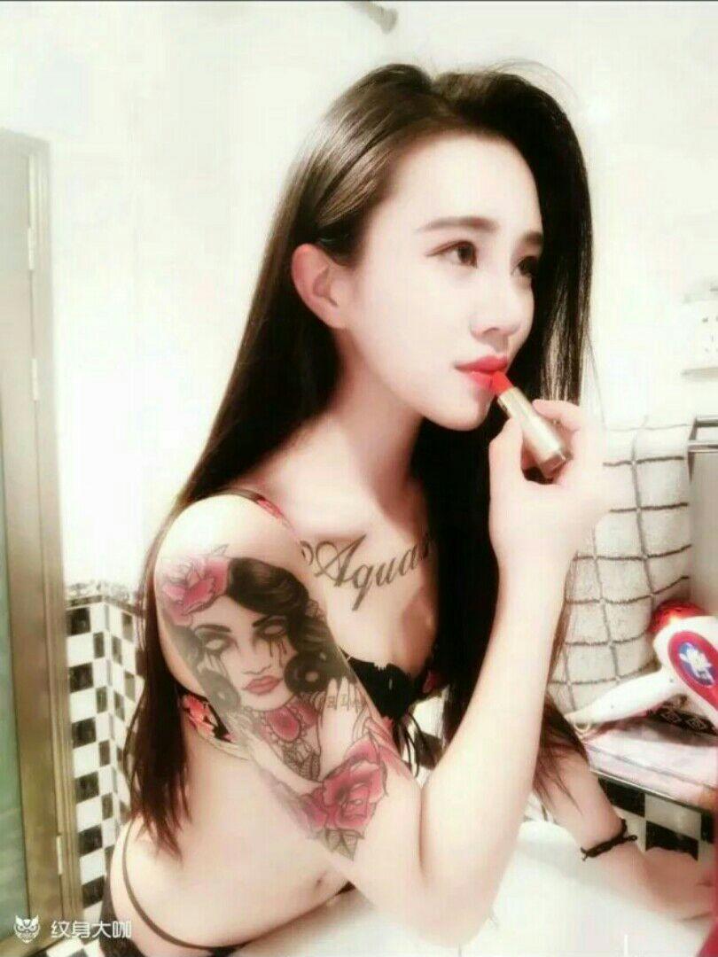 福州战神纹身